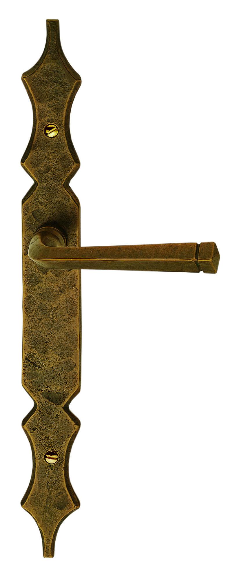 Poign Es De Portes Et Fen Tres En Bronze Sofoc Ouvrez Le Monde  # Poignee De Meuble Fer Forget